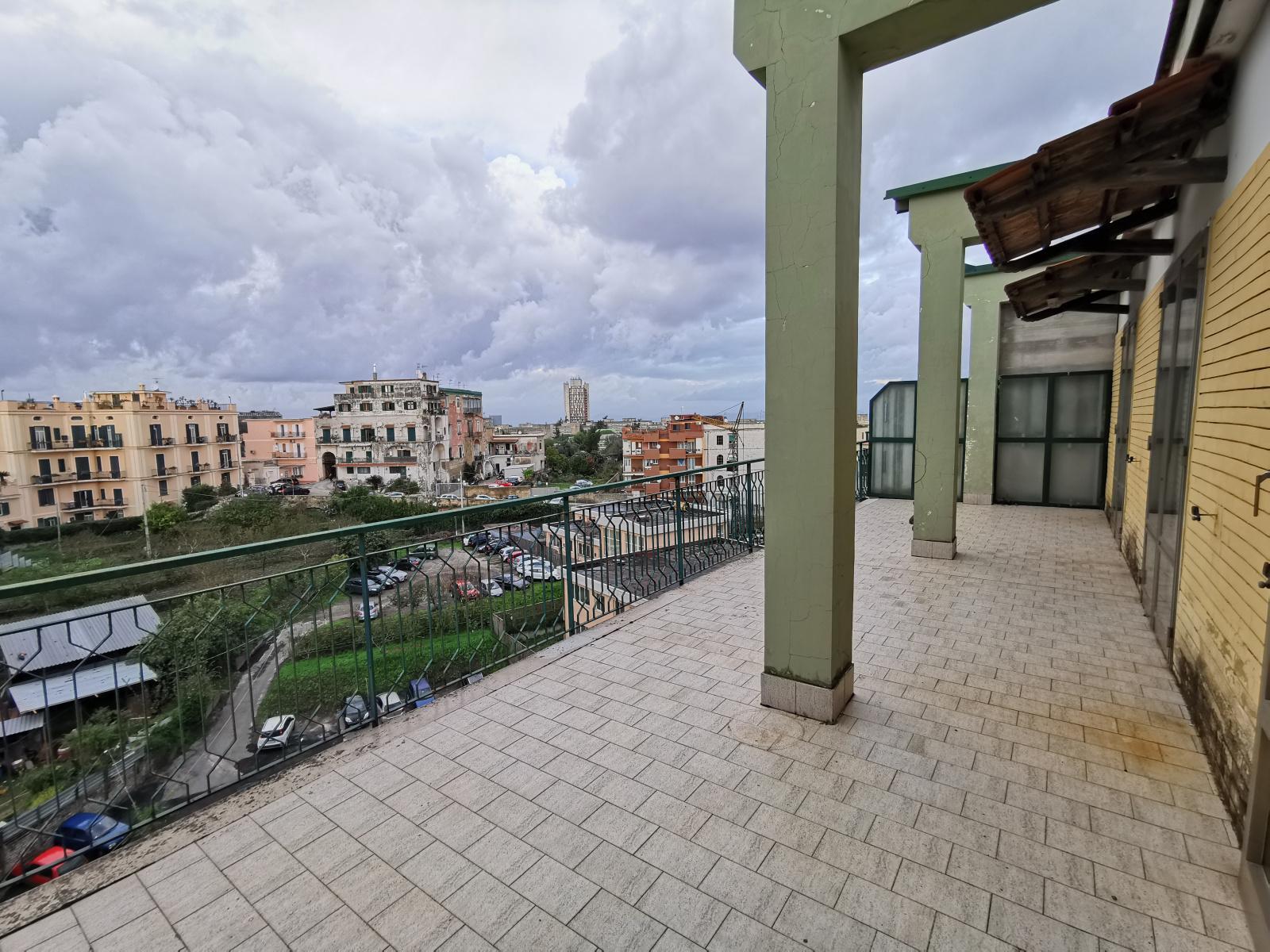 attico in vendita via G.Iannelli,Vomero,Napoli